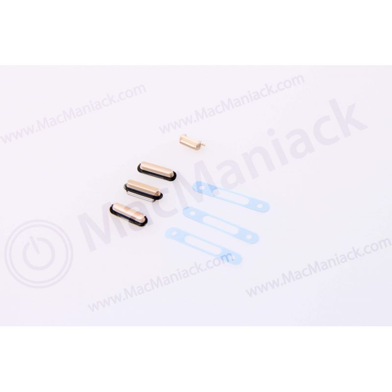 4 buttons set (volume,mute,power) for iPhone 6  Spare parts iPhone 6 - 1