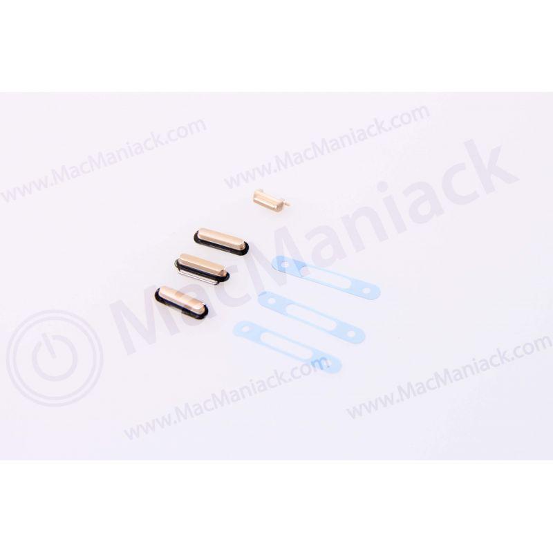 set von 4 knöpfe: power - 2lautstärke - summer für iPhone 6  Ersatzteile iPhone 6 - 1