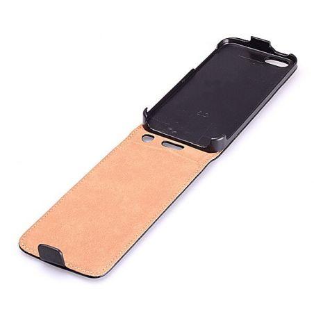 Leder Look Hülle iPhone 5C  Abdeckungen et Rümpfe iPhone 5C - 4