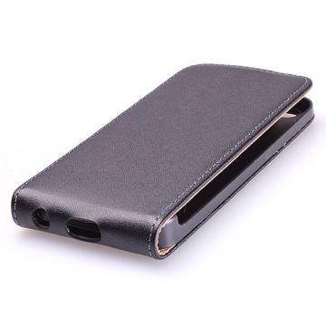 Leder Look Hülle iPhone 5C  Abdeckungen et Rümpfe iPhone 5C - 6