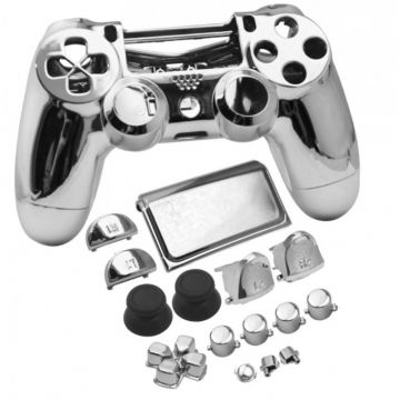 Achat Coques manette + boutons - PS4 Slim HS-P4M060