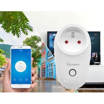 Achat Prise connectée WiFi (Intérieur) S26TPE-FR