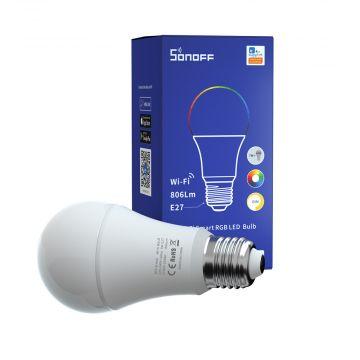 Achat Ampoule connectée LED RGB E27 B05-B-A60