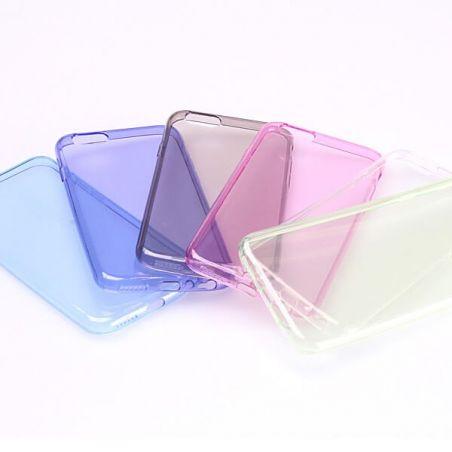 Transparent iPhone 6 TPU soft case