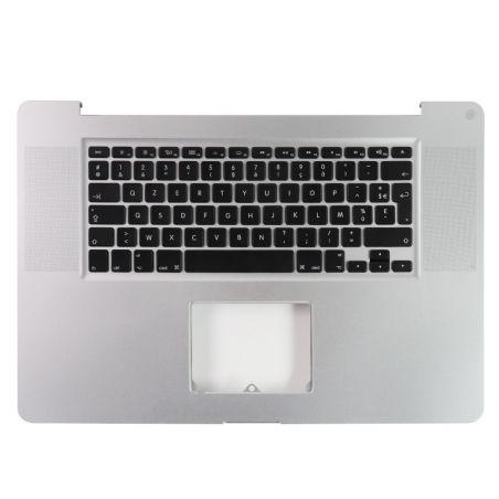 "Clavier Azerty pour Apple MacBook Pro 17"" Alu"