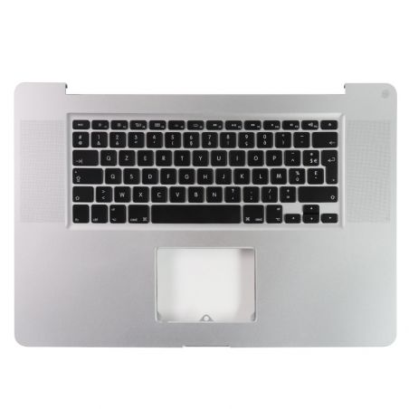 "Azerty Tastatur für Apple MacBook Pro 17"" Alu"