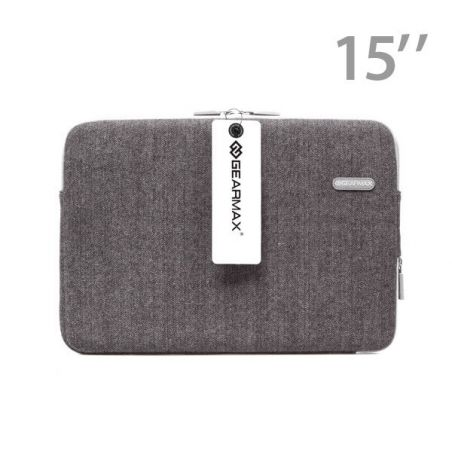 """Gearmax protective cover in 15"""" Tweed  Covers et Cases MacBook - 1"""