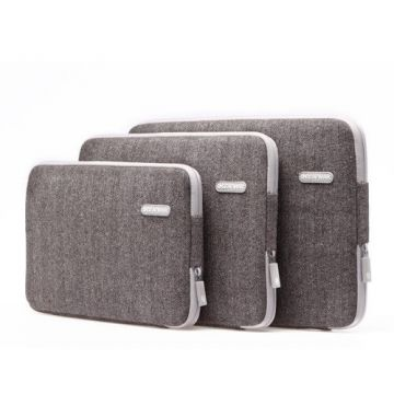 """Gearmax protective cover in 15"""" Tweed  Covers et Cases MacBook - 5"""