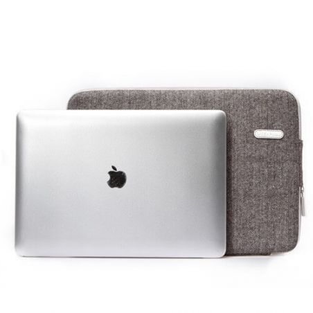 """Gearmax protective cover in 15"""" Tweed  Covers et Cases MacBook - 2"""