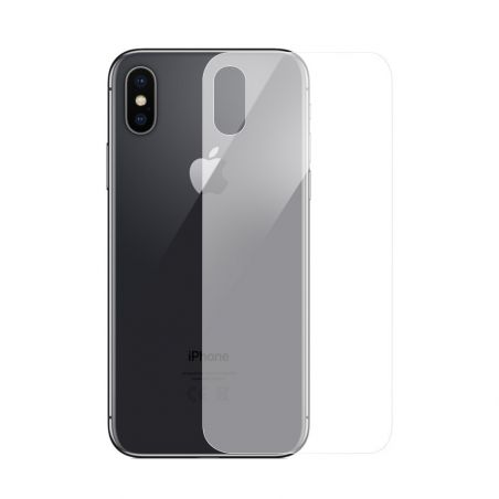 Protection Face arrière iPhone X Film hydrogel