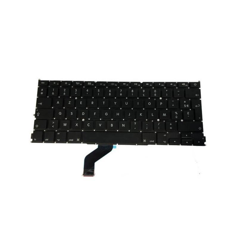 "Azerty keyboard + Macbook Pro Retina 13"" backlight A1425  Spare parts MacBook - 1"