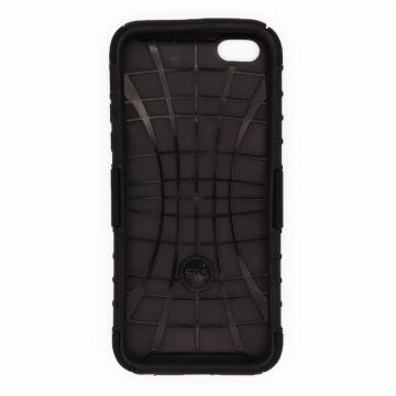 Coque Indestructible iPhone 5/5S/SE noire