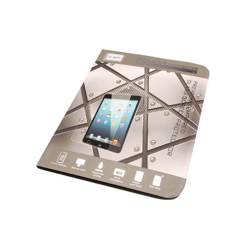 Tempered glass screenprotector iPad Air/Air 2/Pro 9,7' - 0,26mm  Beschermende films iPad Air - 1