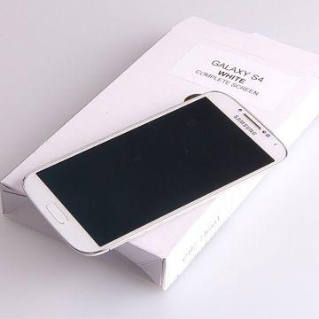 Achat Ecran Galaxy S4 BLANC Complet Original GH97-14655AX