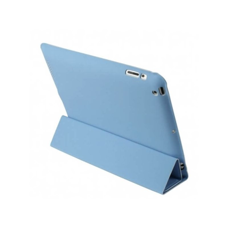 Slimme Cover Case nieuwe iPad (iPad 3) Zwart