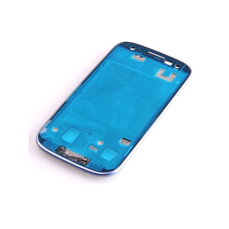 Buy Original Blue border frame Samsung Galaxy S3 GT-i9300 - Ecrans - Pièces détachées Galaxy S3 - MacManiack England