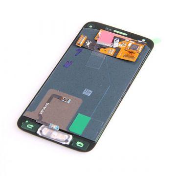 Original Samsung Galaxy S5 Mini SM-G800F full screen white  Screens - Spare parts Galaxy S5 Mini - 2