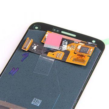 Original Samsung Galaxy S5 Mini SM-G800F full screen white  Screens - Spare parts Galaxy S5 Mini - 3