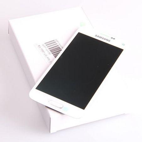 Original Samsung Galaxy S5 Mini SM-G800F full screen white  Screens - Spare parts Galaxy S5 Mini - 5