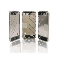 iPhone-frame 4 metalen contouren