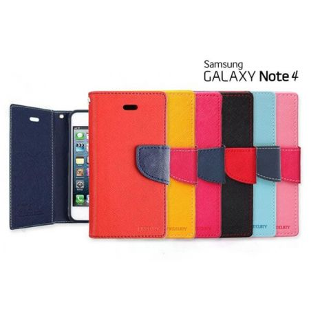 Mercury Samsung Galaxy Wallet Case Note 4