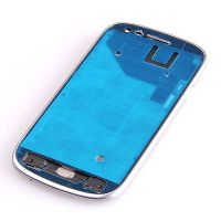 Original Grey border frame Samsung Galaxy S3 Mini   Screens - Spare parts Galaxy S3 Mini - 229