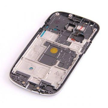 Original Grey border frame Samsung Galaxy S3 Mini   Screens - Spare parts Galaxy S3 Mini - 299