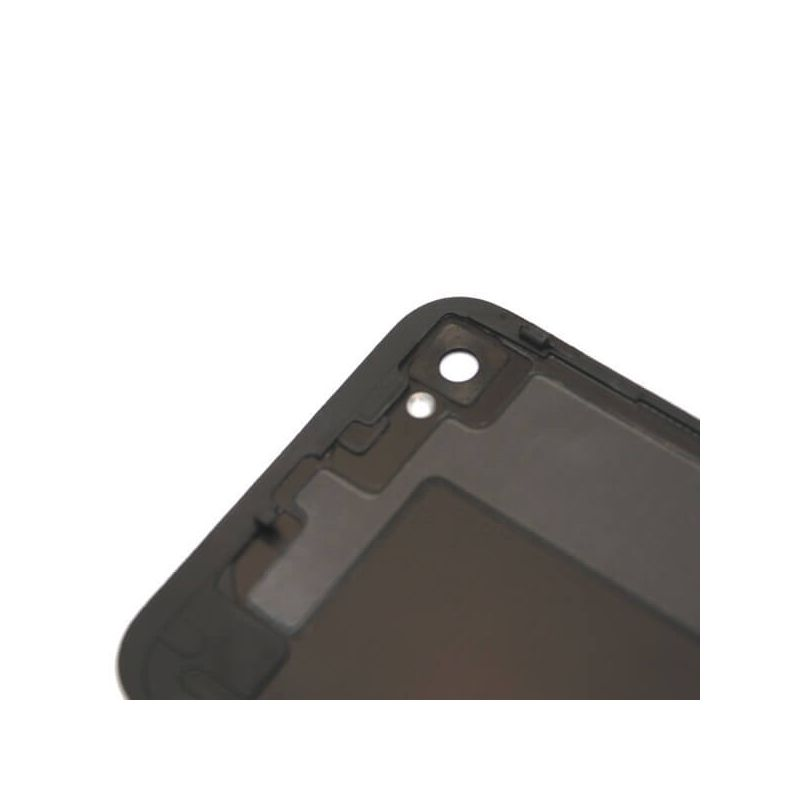 Buy Replacement Back Cover iPhone 4 Black - Coques arrières iPhone ...