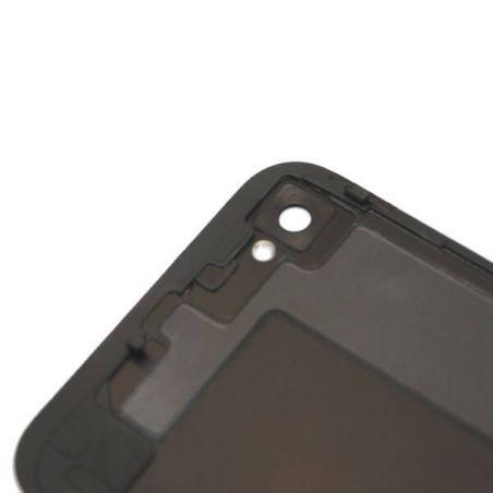 Vervangingen rugbekleding glas IPhone 4 Zwart