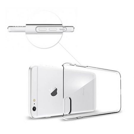 Crystal Clear transparent iPhone 6 Plus/6S Plus case   Covers et Cases iPhone 6 Plus - 2
