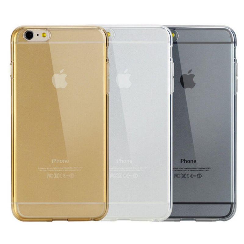 Achat Coque rigide Crystal Clear transparente iPhone 6 Plus/6S Plus - Housses et coques iPhone 6 Plus - MacManiack