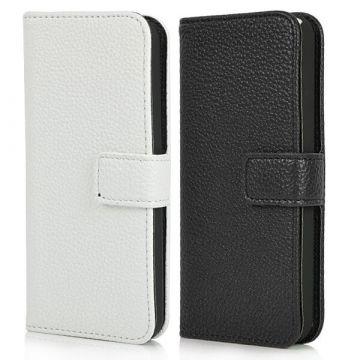 Achat Etui portefeuille simili cuir iPhone 5C