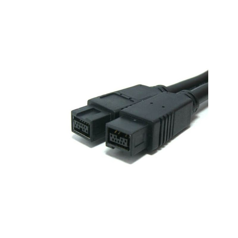 Achat Cable IEEE FireWire 1394B 800 9/9 iLink - 1,8 mètre  CHAMA-008