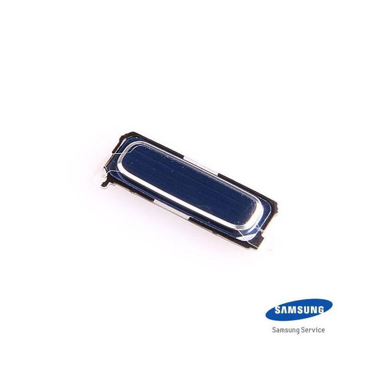 Original Home button blue Samsung Galaxy S4  Screens - Spare parts Galaxy S4 - 1