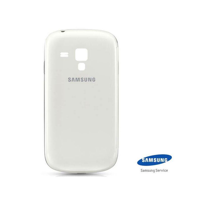 Original Replacement back cover Samsung Galaxy S3 Mini in white  Screens - Spare parts Galaxy S3 Mini - 242