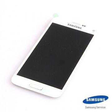 Original Samsung Galaxy S5 Mini SM-G800F full screen white  Screens - Spare parts Galaxy S5 Mini - 1