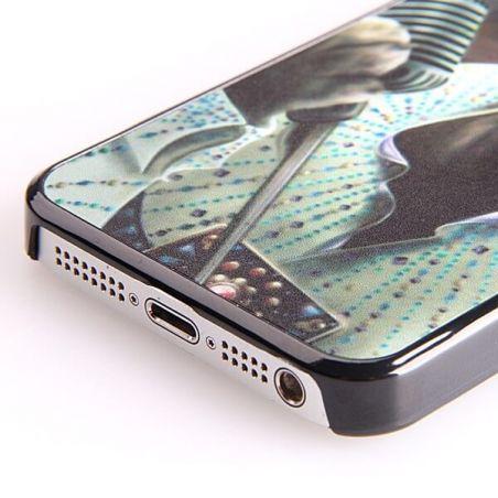 Elvis Presley iPhone 5C Cat Case  Covers et Cases iPhone 5C - 3