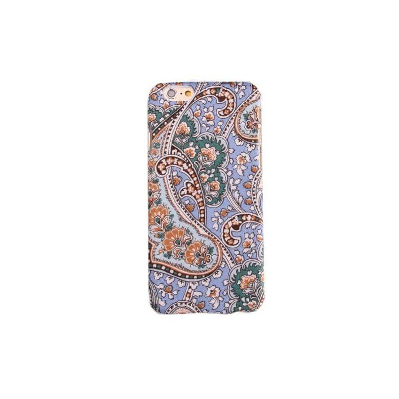 Arabesk textiel patroon hard case iPhone 6 hoesje   Dekkingen et Scheepsrompen iPhone 6 - 5