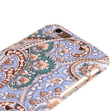 Arabesk textiel patroon hard case iPhone 6 hoesje   Dekkingen et Scheepsrompen iPhone 6 - 7
