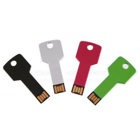 16Gb USB-sleutel in de vorm van een sleutel