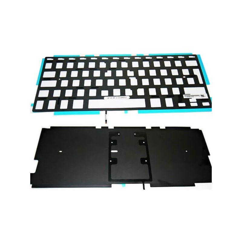 """Hintergrund Beleuchtung für Tastatur ( Französisch )  macbook pro 13"""" & 13"""" unibody  Ersatzteile MacBook - 1"""