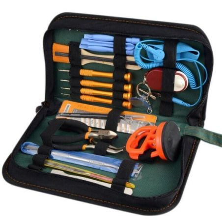 Achat Kit d'outils professionnels ultra-complet iPod iPhone iPad OUTIL-001