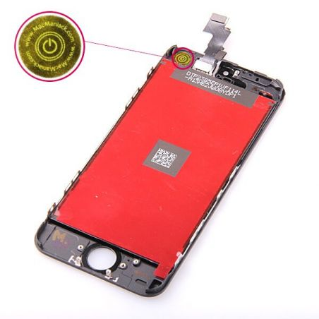 Screen Kit BLACK iPhone 5C (Original Quality) + tools  Screens - LCD iPhone 5C - 5