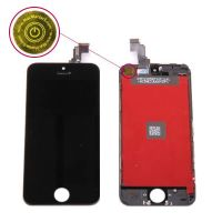 BLACK Screen Kit iPhone 5C (Premium Quality) + tools  Screens - LCD iPhone 5C - 1
