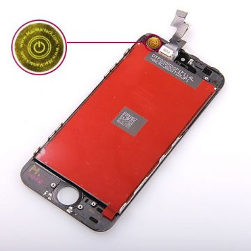 Achat Kit Ecran NOIR iPhone 5S (Qualité Original) + outils KR-IPH5S-001