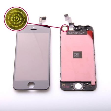 Black Screen Kit iPhone 5S (Premium Quality) + tools  Screens - LCD iPhone 5S - 1