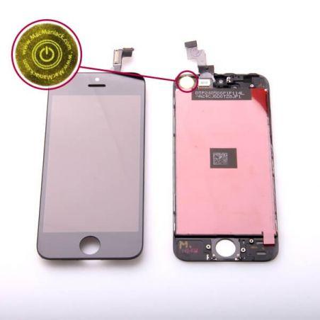Black Screen Kit iPhone 5S (Premium Qualität) + Werkzeuge  Bildschirme - LCD iPhone 5S - 1
