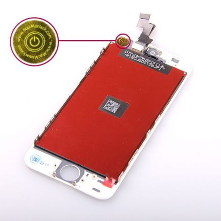 White Screen Kit iPhone 5S (Original Quality) + tools  Screens - LCD iPhone 5S - 2