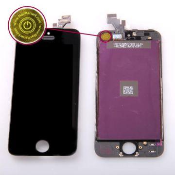 Black Screen Kit iPhone 5 (Premium Qualität) + Tools  Bildschirme - LCD iPhone 5 - 1