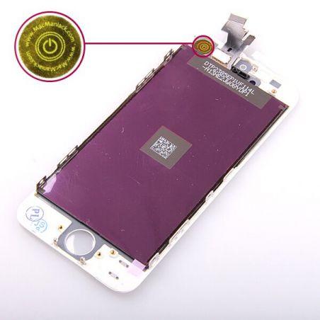 Touchscreen Originales Bildschirm Retina iPhone 5 Weiss  Bildschirme - LCD iPhone 5 - 2